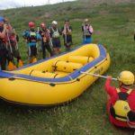 інструктаж по техніці безпеки на рафтингу